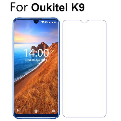 TEMPERED GLASS СТЪКЛЕН SCREEN ПРОТЕКТОР ЗА OUKITEL K9