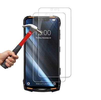 СТЪКЛЕН SCREEN ПРОТЕКТОР-TEMPERED GLASS ЗА DOOGEE S90