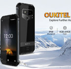 OUKITEL WP1, 4G-LTE, IP68 МОБИЛЕН ТЕЛЕФОН С TV ТУНЕР